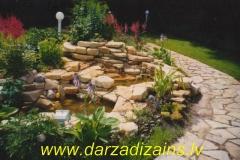 Dārza dizains